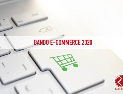 BANDO E-COMMERCE 2020: COSA È E COME AVERE IL CONTRIBUTO